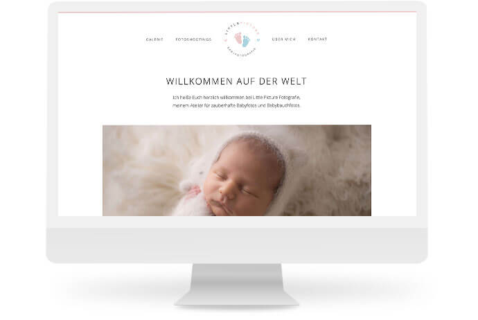 Webschmiede Referenz: LITTLE PICTURE
